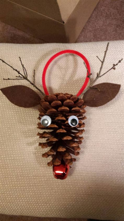 pinecone crafts for 17 best images about nature crafts on