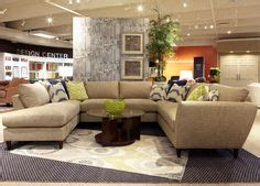 Wolfes Furniture by Tribeca Five Sectional Sofa With Laf