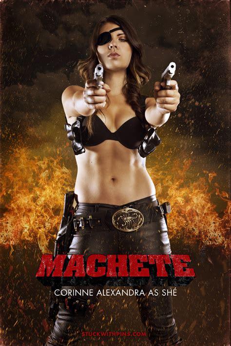 she machete machete she by stuckwithpins on deviantart