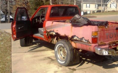 Toyota Truck Frame Recall What Will Last Longer A 1989 Toyota Truck Or A 1989 Lexus