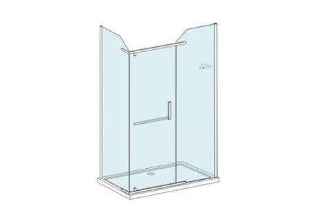 box doccia genova box doccia genova in cristallo apertura battente interna
