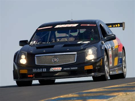 2004 cadillac cts v mpg 2004 cadillac cts v race car pictures specifications and