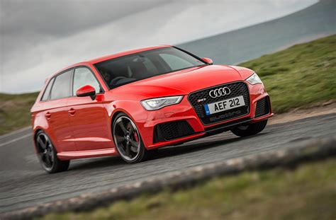 audi rs3 performance audi rs3 review mega hatch packs performance punch