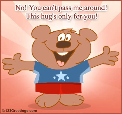 send a hug free hugs ecards greeting cards 123 greetings