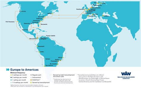 usa and europe map overseas shipping within map of america and europe