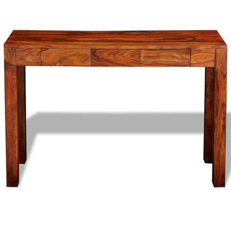 console table with cabinets vidaxl co uk solid sheesham wood console table cabinet