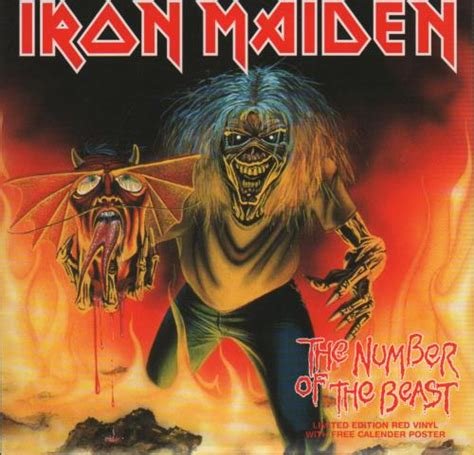 Vinyl Iron Maiden The Number Of The Beast iron maiden the number of the beast vinyl uk 7 quot vinyl single 7 inch record 311909