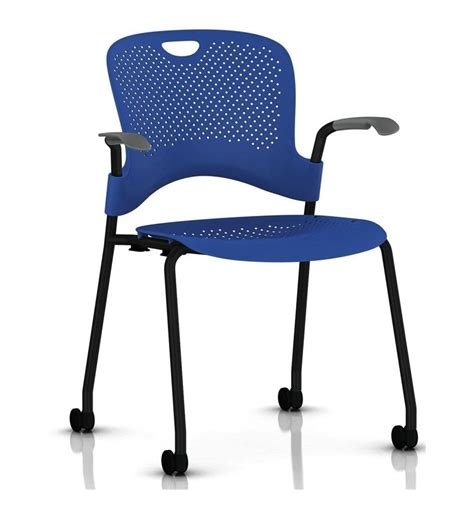 herman miller caper stacking chair with arms herman miller caper stacker chair with arms black
