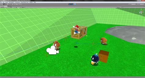 tutorial unity mario super mario 64 hd custom character controller update