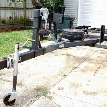 pontoon boat trailers nc country road pontoon boat trailer 1987 for sale for 1 950