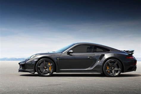 porsche gtr 3 porsche 911 stinger gtr carbon edition by topcar unveiled
