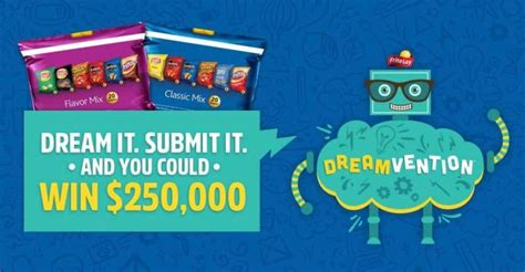 Lays Com Sweepstakes 2017 - frito lay variety pack my dreamvention contest 2017 mydreamvention com