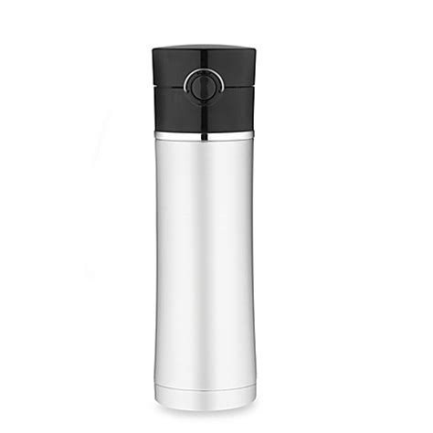 bed bath and beyond thermos thermos vacuum insulated 16 ounce beverage bottle bed