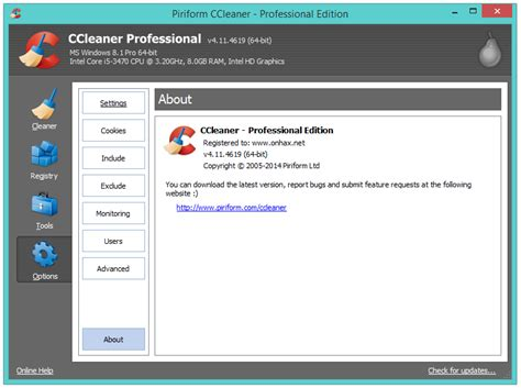 how to use ccleaner like a pro 9 tips tricks ccleaner any version pro serial keys rockzofts
