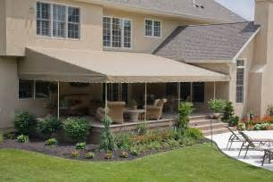 Deck Tarp Awning Deck Canopy Wall Mount Downingtown Pa Kreider S Canvas