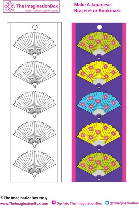free printable japanese bookmarks 5031 best children s art ideas images on pinterest