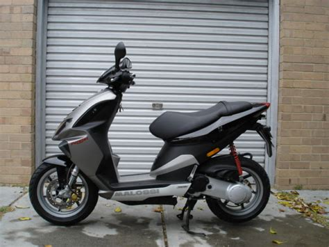 piaggio nrg purejet no longer imported scooter