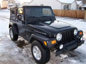 2004 Jeep Wrangler Rubicon 2004 Jeep Wrangler Rubicon