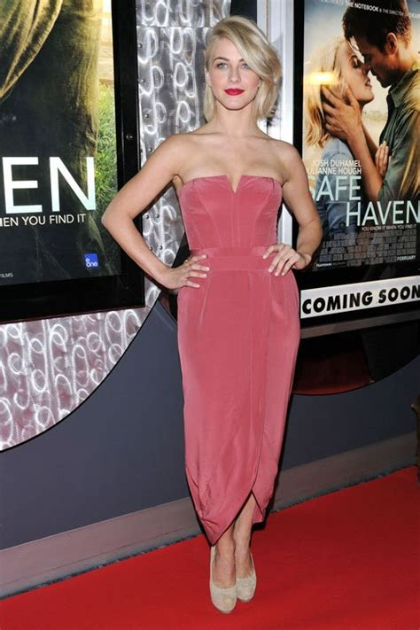 clothes julianne hough wore in safe haven julianne hough in dress 11 gotceleb