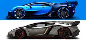 Bugatti Veneno Want To Stand Out At Sema 2015 Free Tire Customization