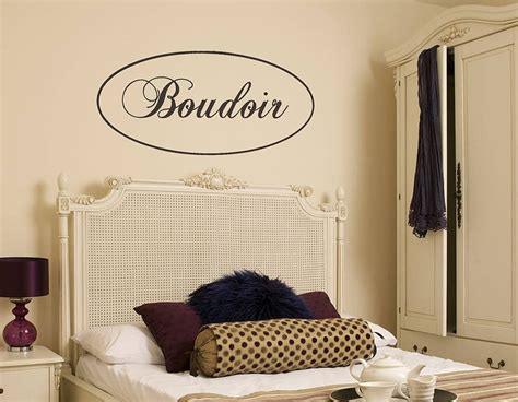 shabby chic decals shabby chic boudoir vinyl wall sticker contemporary wall