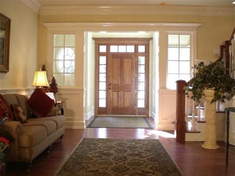 front entrance foyer builtmark llc residential and commercial contracting