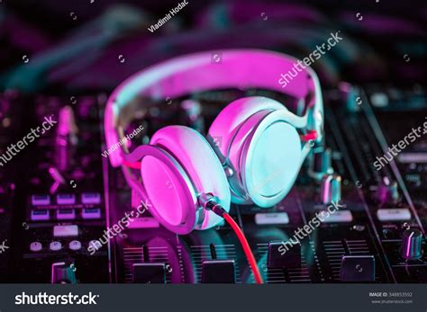 best house music festivals dj sound equipment nightclubs music festivals stock photo