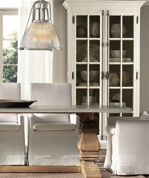 Dining Table Restoration Ideas 2013 Fall Catalog Restoration Hardware House Ideas Forest Way Concrete