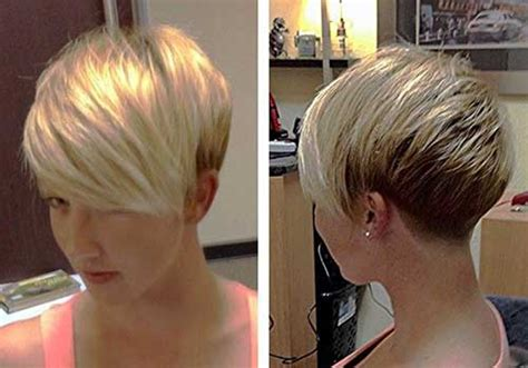 pixie cuts cherry brown and blonde 25 best short pixie cuts short hairstyles 2017 2018