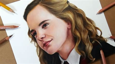 Hermione Granger Age 11 by Drawing Hermione Granger