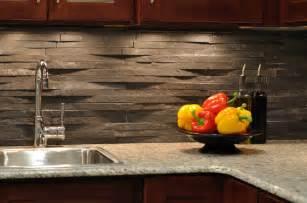 rustic kitchen backsplash tile island stone rustic himachal black backsplash modern