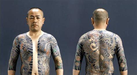 sejarah tattoo yakuza 14 seluk beluk kehidupan yakuza yang legendaris inilah