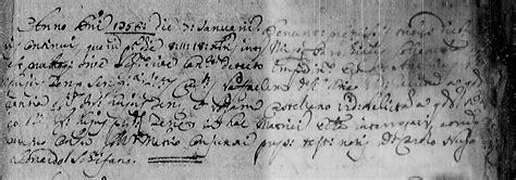 Sicilian Birth Records Raffaele Dell