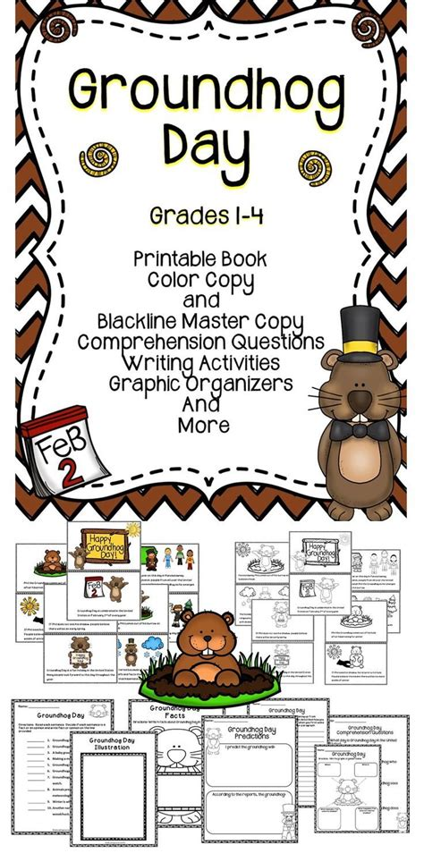 groundhog day theme 1073 best images about preschool assorted theme packs on