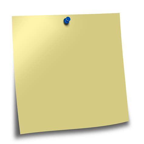 Kertas Yellow Board post it note 183 free image on pixabay