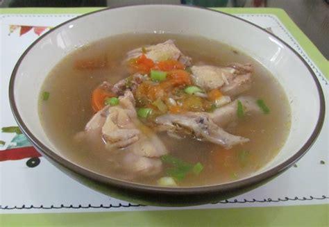 membuat kaldu ayam dengan slow cooker setup ayam ala slow cooker mommies daily