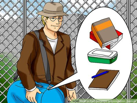Find In Immigration How To Find Someone In Immigration Custody 11 Steps