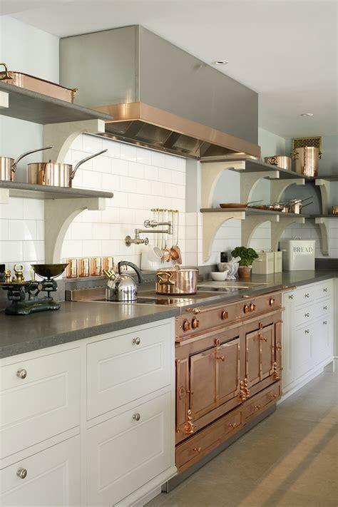 copper kitchen pulls