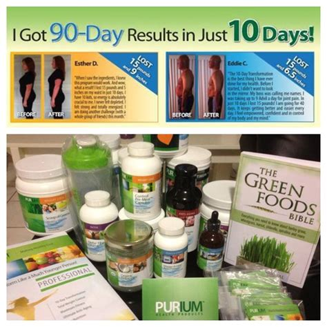 Detox Purium by 88 Best Purium 10 Day Transformation Images On