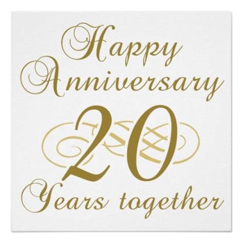 20th Wedding Anniversary Quotes To by 20th Wedding Anniversary Wishes Messages And Quotes