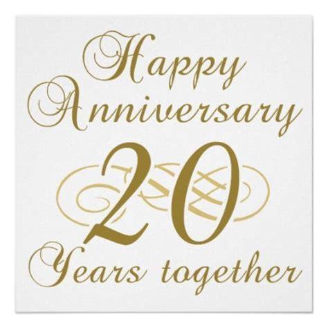 20 Wedding Anniversary Quotes