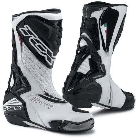 bike racing boots tcx s r1 leather motorcycle motorbik sports racing boots