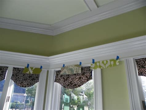 odd size window curtains ramblings of a southern girl easy treatments for odd size