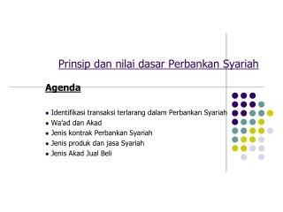 Penyelesaiana Sengketa Ekonomi Syariah Teori Dan Praktik ppt perbankan syariah powerpoint presentation id 3450049