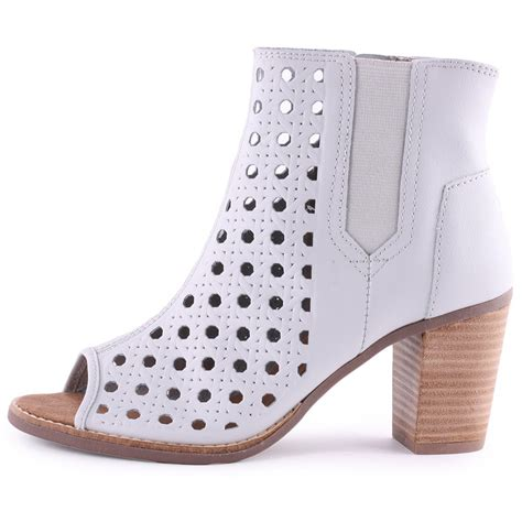 toms majorca womens ankle boots