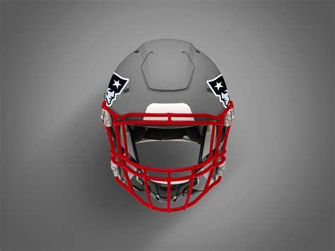 helmet design psd sports football helmet mockup psd mockup planet