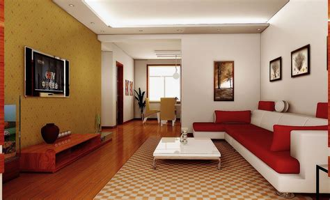 Interior Livingroom by Chinese Modern Minimalist Living Room Interior Design