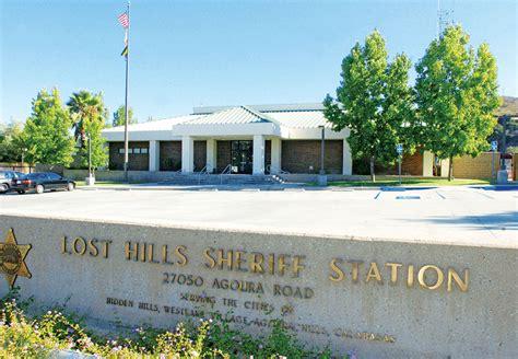 hill sheriff department malibu lost sheriff s foundation community support