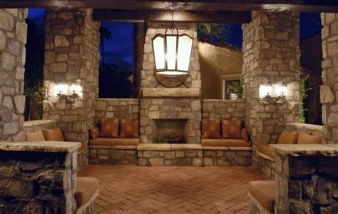 outdoor living room with fireplace orlando fl outdoor living builder summer kichen contractor