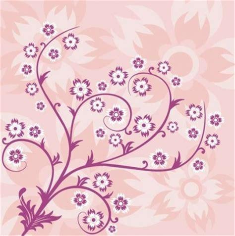 wallpaper ukiran bunga abstact floral rosa vector floral vector libre descarga